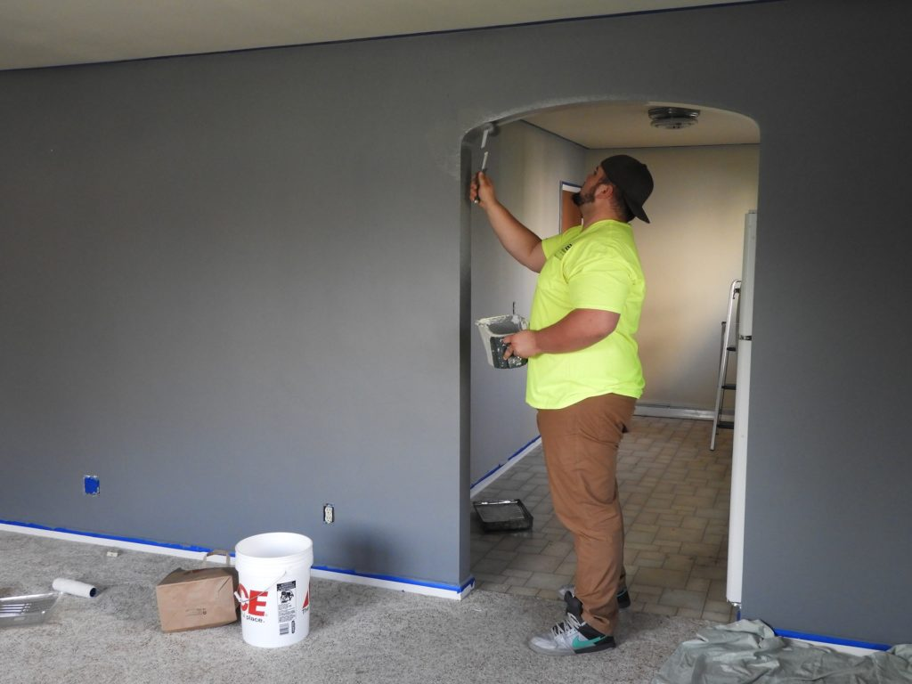 Houston Experts In Interior Painting